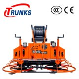 Driving Type Concrete Finishing Power Trowel Machine with 24HP Gasoline Engine