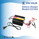 Whc Hot Sale 12V 10A Portable External Solar Battery Charger