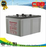 2V 2000ah Solar Gel Power Storage Battery for Solar Systems Nps2000-2