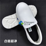 Industrial Safety Shoes Steel Toe White Cleanroom ESD Shoes