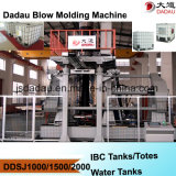 Automatic Blow Molding Machine for 2000L IBC Totes