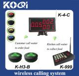 Kitchen Wireless Service Calling System for Restaurant