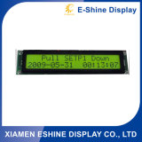 20X2 FSTN Positive Transflective Character LCD Module