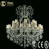 Modern Design Beautiful Crystal Chandelier Lamp (AQ01201-16+8+1)