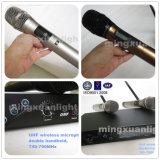 Cheaper Dual Handheld Wireless Microphone (DC-Two)