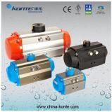 at Series Rack and Pinion Type Pneumatic Actuator