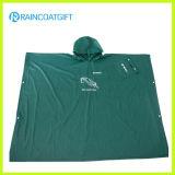 Unisex Promotional Waterproof PVC Raincoat (RVC-115)