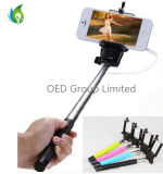 Foldable Mini Wired Portable Selfie Stick