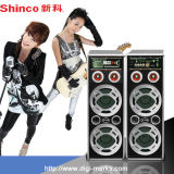 September New Product Double 12 Inch Big Trolley Speaker