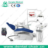 CE Approved Dental Chair Unit with Danish Motor (HK-630)