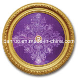Sales The First Luxurious Ceiling Decoration for Living Room (BRRD80-F-117-I)