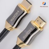Wholesale 1.5m Male to Male Gold Red HDMI V2.0 Cable