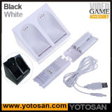 Dual Charge Station with 2 Rechargeable Batteries for Wii Remote Controller