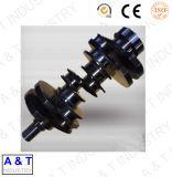 Stroke 80mm 90mm CNC Machining Billet Crankshaft with High Quality
