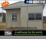 ISO, BV, SGS Certificated Green Galvanized Steel Modular Prefab House