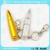 Metal Bullet Shape USB Flash Drive (ZYF1198)