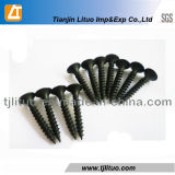 Drywall Screw, Fine Thread, Black Phosphated