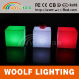 Glowing Rechargeable Club Cafe Bar LED Cube Seat