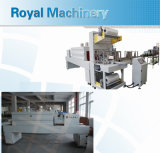 Semi-Automatic PE Film Shrink-Wrapping Packing Machine