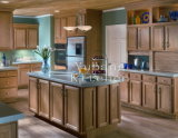 Solid Wood Kitchen Cabinet #182