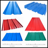 Top Sales Roof Application Prepainted Color Coated Corrugated Steel Sheet /Plate