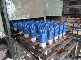 Blue Nitrile Fully Dipped Gloves with CE
