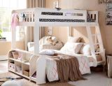 Solid Wooden Bed Room Bunk Beds Children Bunk Bed (M-X2208)