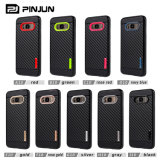 Rubber Carbon Fiber TPU Cases for Smasung Galaxy S8 Case