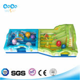 Cocowater Design Bubble/Fruit Theme Inflatable Bouncer LG9002