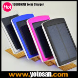 10000mAh Emergency Portable Dual USB Backup External Solar Panel Power Bank Charger