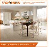 White Shaker Modular Design Solid Wood Kitchen Cabinet