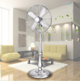 16 Inch Oscillating Electric Metal Stand Fan with Ce/GS/Rohs