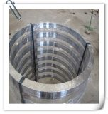 ASTM DIN Forged Heat Treatment Hot Rolled Ring Forging