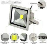 Competitive LED Popular IP65 Waterproof COB 10W 20W Floodlight