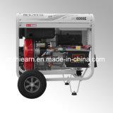 5kw Open Frame Luxury Type Single Cylinder Diesel Generator Set (DG6000E)