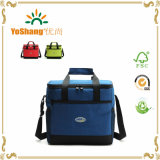 Promotional Cooler Insulated Lunch Bag with Zipper for Office