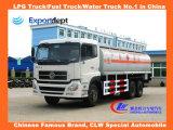 Dongfeng Oil Tank Pump&Dispenser 30tones Fuel Boswer Truck