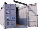 Customer First Consolidate Shipping Services for Open-Top Container From Ningbo to Worldwide