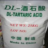 Food Additives L-Tartaric Acid, D-Tartaric Acid
