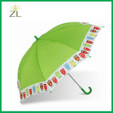 Custom Print Umbrella Cartoon Character Umbrella Cheap Kid Umbrella