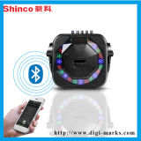 Plastic Portable Wireless Mini Bluetooth Speaker with High Quality