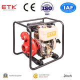 "2"" Enviromental Diesel Water Pump with Big Tank"