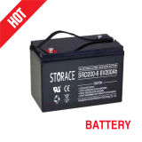 Accumulator Solar 6V 200ah Industrial Battery