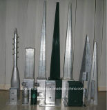 Low Price Square and Round Fence Post Spike Anchor