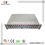 14/16 Slots Unmanaged Media Converter