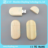 Magnetic Maple Wood 8GB Flash Drive with Laser Logo (ZYF1311)