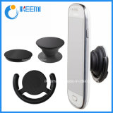 Hot 3m Adhernsive Silicone Mobile Pop Phone Holder Stand with Car Holder