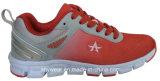 Women Gym Sports Shoes Sneakers Flyknit Woven Footwear (515-2364)