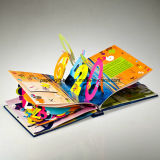 3D Pop up Printing Books