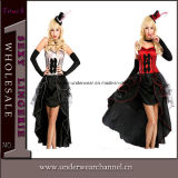 Burlesque Dancing Carnival Christmas Halloween Adult Sexy Party Costume (1433)